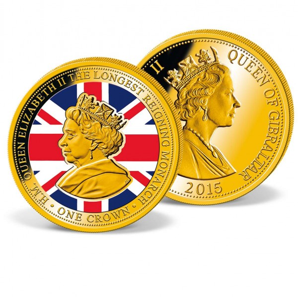 'Queen Elizabeth II - Longest reigning monarch' One Crown UK_1683310_1