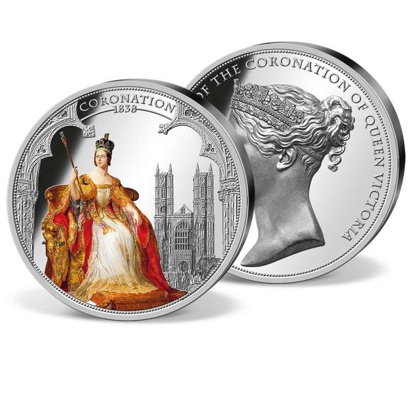 'Queen Victoria Coronation' Supersize Commemorative Strike UK_9175350_1