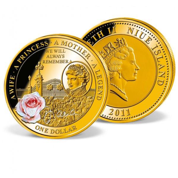 Official 'Princess Diana Anniversary' Dollar UK_1683035_1
