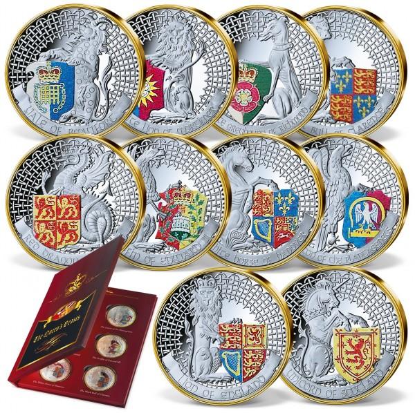 'The Queen's Beasts' Complete Set UK_9173462_1