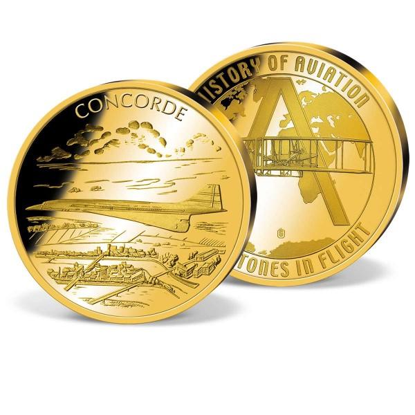 Concorde Commemorative Gold Strike UK_2810010_1