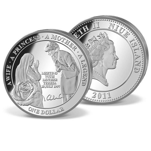 Official 'Diana meets Mother Teresa Dollar' UK_1683011_1