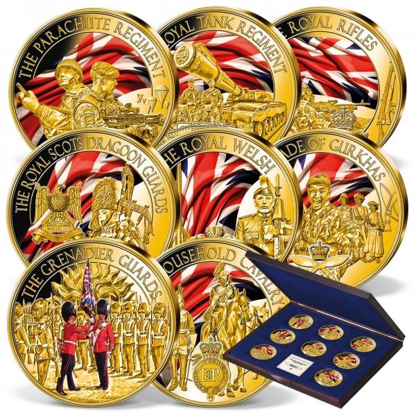 'The Royal Regiments' Complete Set UK_1720490_1