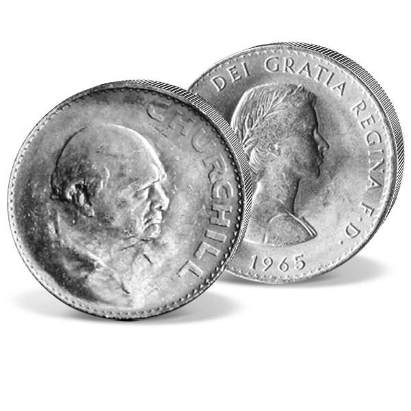 One Crown 1965  'Winston Churchill' UK_2612421_1