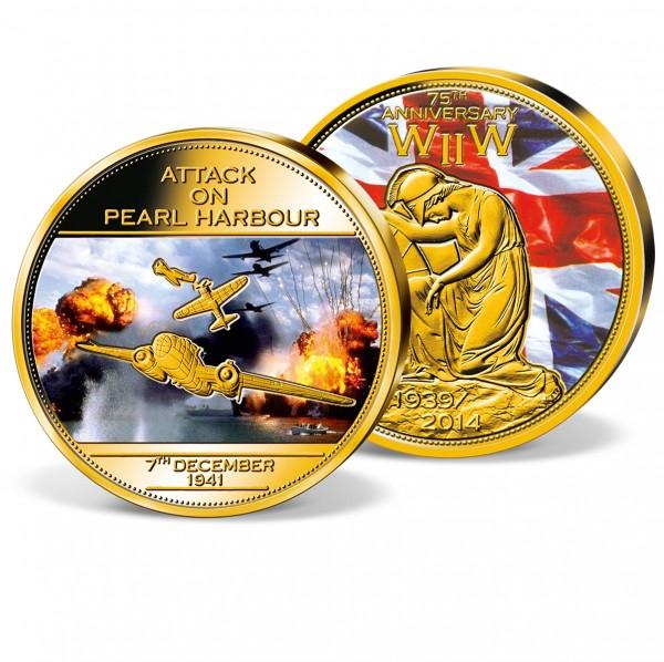 'Attack on Pearl Harbor' Commemorative Strike UK_9444606_1