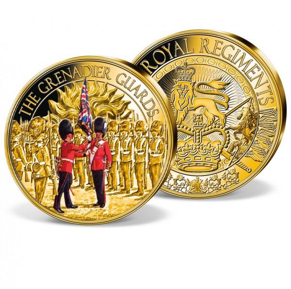 'The Grenadier Guards' Commemorative Strike UK_1720481_1