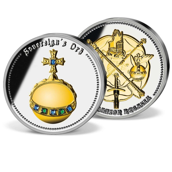 'The Sovereign´s Orb' Commemorative Strike UK_9172504_1