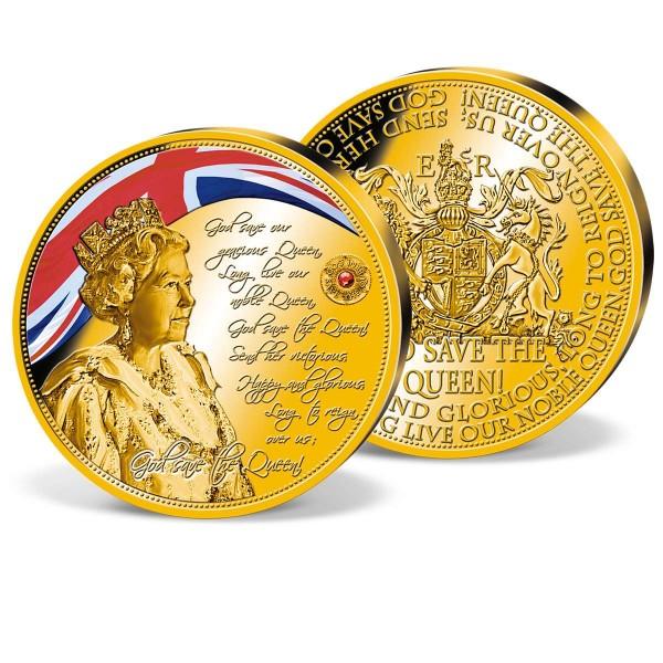 The 'National Anthem' Commemorative Strike UK_9173191_1