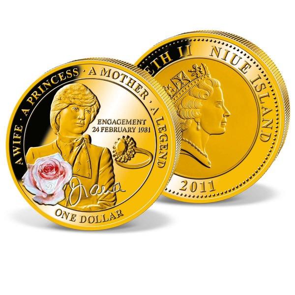 Official 'Princess Diana Anniversary' Dollar UK_1683032_1