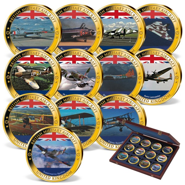 'British Military Aircraft' Complete Set UK_1952775_1