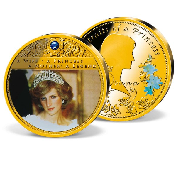 'Princess Diana' Supersize Commemorative Strike UK_1950682_1