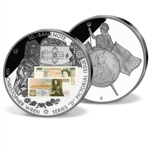 £50 Banknote Commemorative Strike D UK_1941029_1