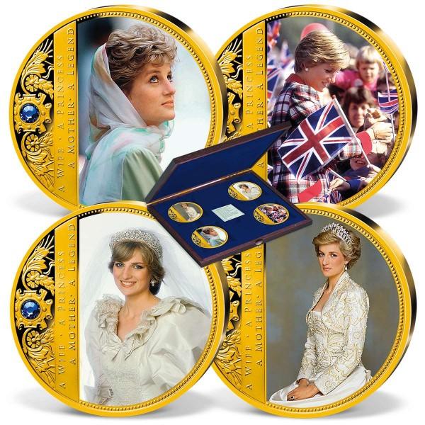'Diana, Princess of Wales' Commemorative Set UK_1950675_1