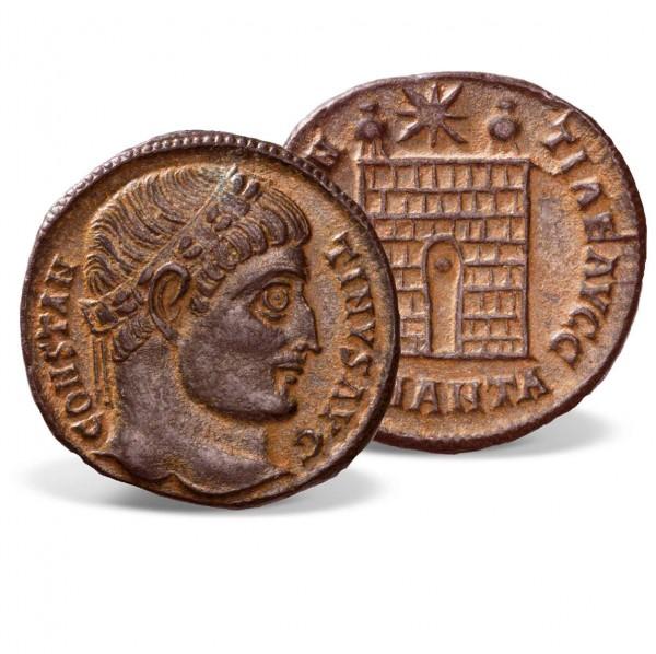 'Emperor Constantine the great' Roman Empire Coin UK_2475156_1
