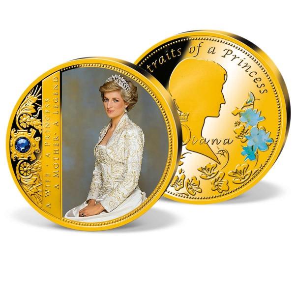 Supersize 'Diana - A Princess' Commemorative Strike UK_1950661_1