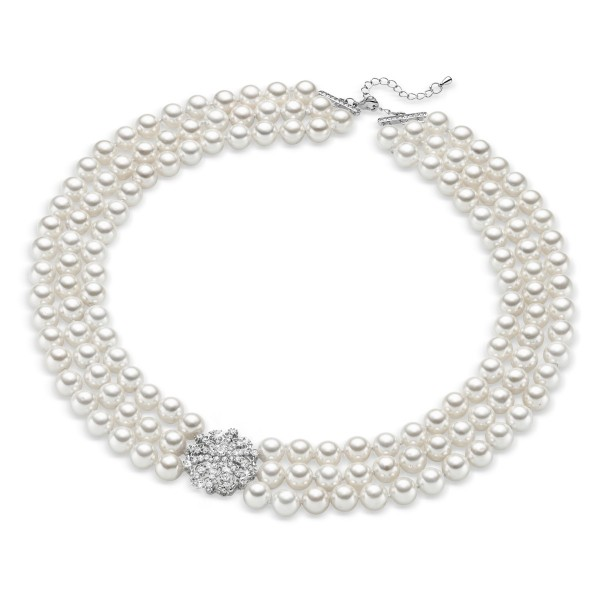 'Audrey' Pearl Necklace UK_3010013_1