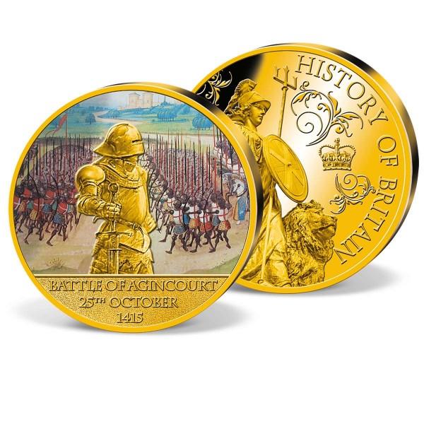 'Battle of Agincourt' Commemorative Strike UK_9444807_1