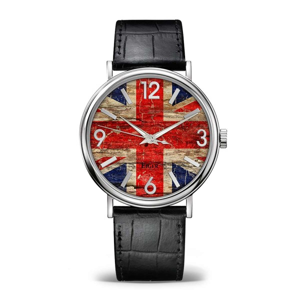 'Union Jack' Wristwatch UK_2608796_1