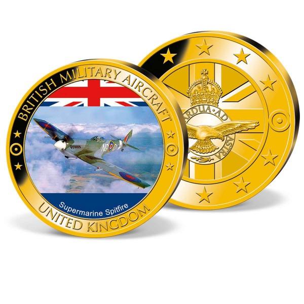 'Supermarine Spitfire' Commemorative Strike UK_1952760_1