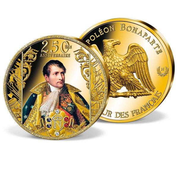 '250th Anniversary Napoleon Bonaparte' Supersize Commemorative Strike UK_9440014_1