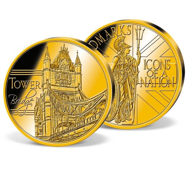 'Tower Bridge' Commemorative Gold Strike UK_2880252_1