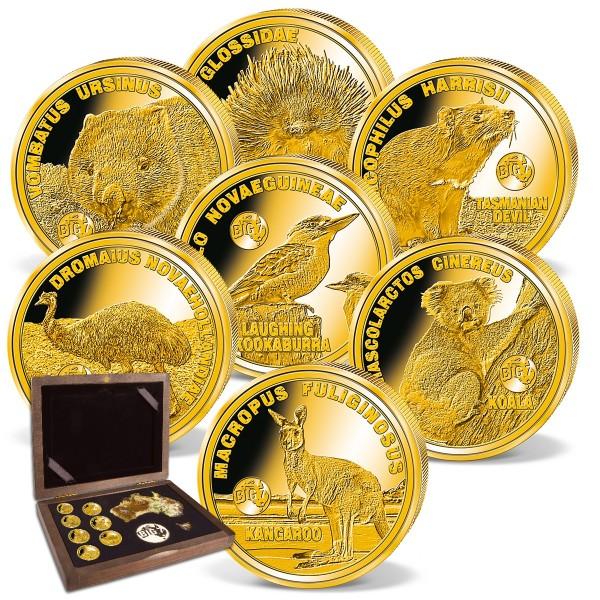'BIG7 Australia' Complete Set of Gold Coins UK_1739458_1
