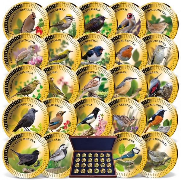 'European birds' Complete Set UK_1961280_1
