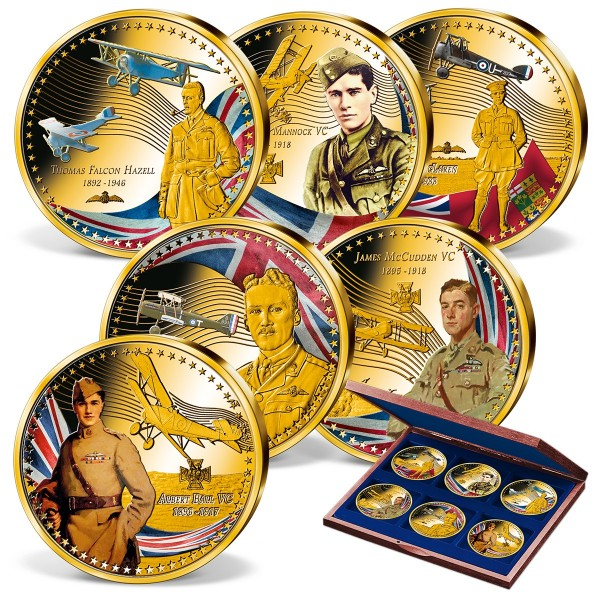 Flying aces of WWI Complete set UK_1953908_1
