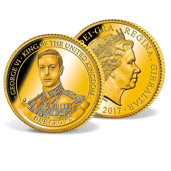 One Crown Coin George VI UK_1683203_1