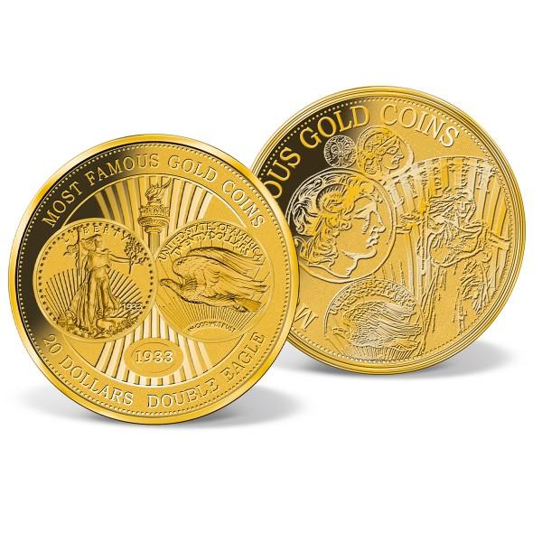 '20 Dollars Double Eagle' Solid Gold Strike UK_1739556_1