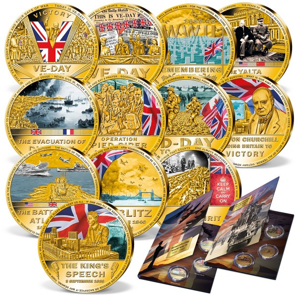 'Battle of Britain' Complete Set UK_9445460_1