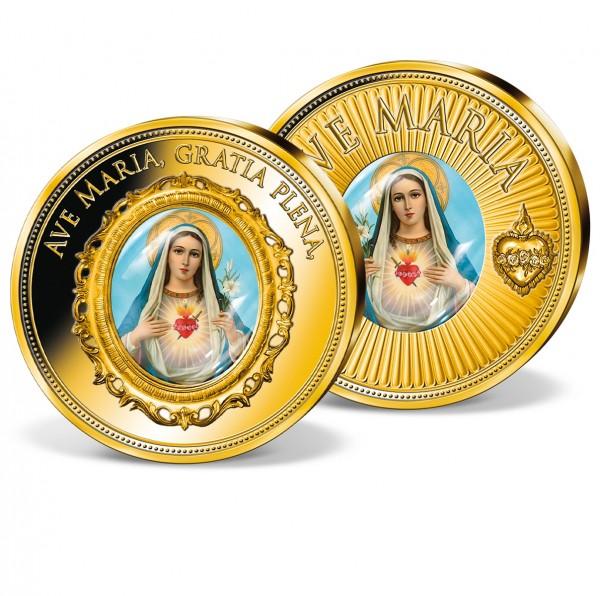 'Ave Maria' Giant Commemorative Strike UK_9353901_1