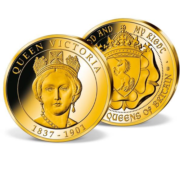 'Queen Victoria' Commemorative Strike UK_1952051_1