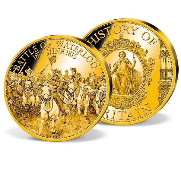 'Battle of Waterloo' Commemorative Strike UK_8351303_1