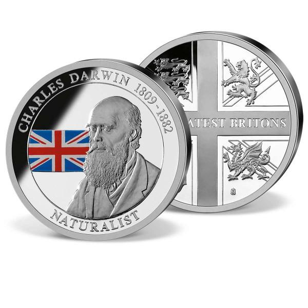 Charles Darwin Commemorative Strike UK_1952006_1