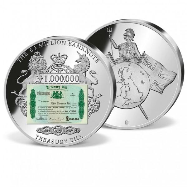 'One Million Pound Banknote' Commemorative Strike UK_1941030_1