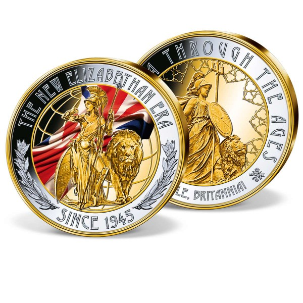 'The New Elizabethan Era' Commemorative Colour Strike UK_1951206_1