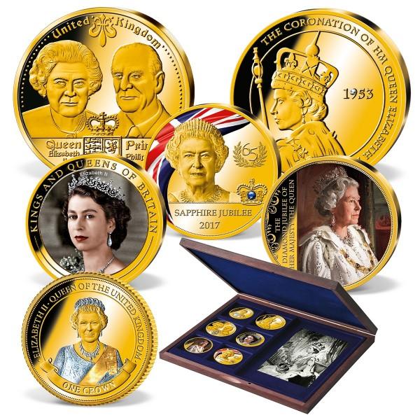 The 'Queen Elizabeth II Colllection' Complete Set UK_9440157_1