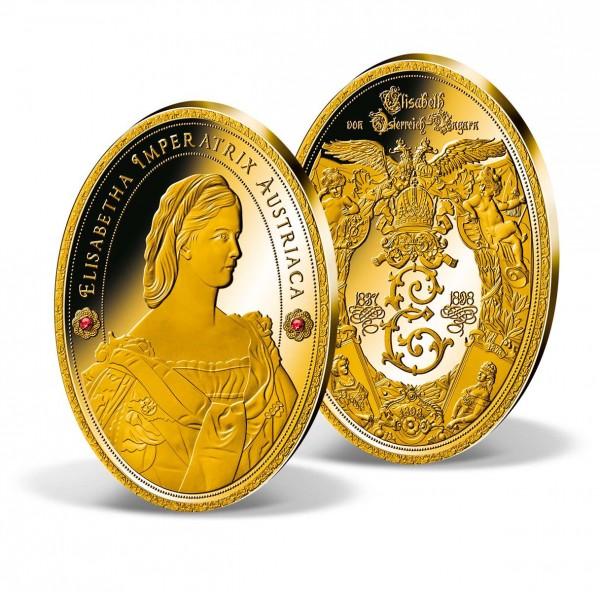 'Elisabetha Imperatrix Austria'  Supersize Commemorative Strike UK_9092043_1