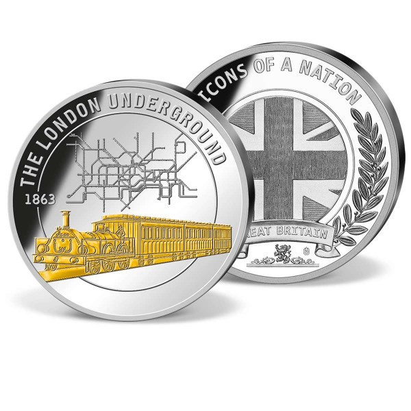 London Underground Commemorative Strike UK_8328244_1