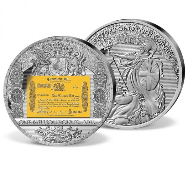 'One Million Pound Banknote' Commemorative Strike UK_8201467_1