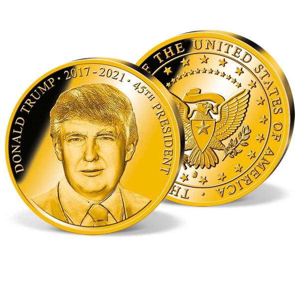 The 'President Donald Trump' Commemorative Strike UK_1701641_1