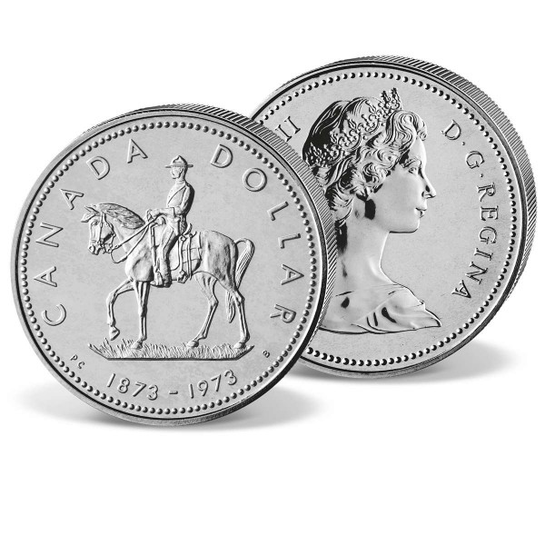 Mounted Police Centenary Silver Dollar UK_2711577_1