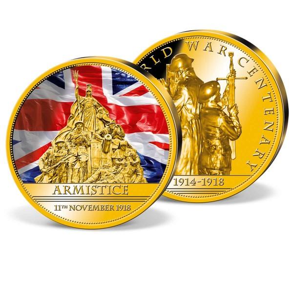 'Armistice' Commemorative Strike UK_9444501_1
