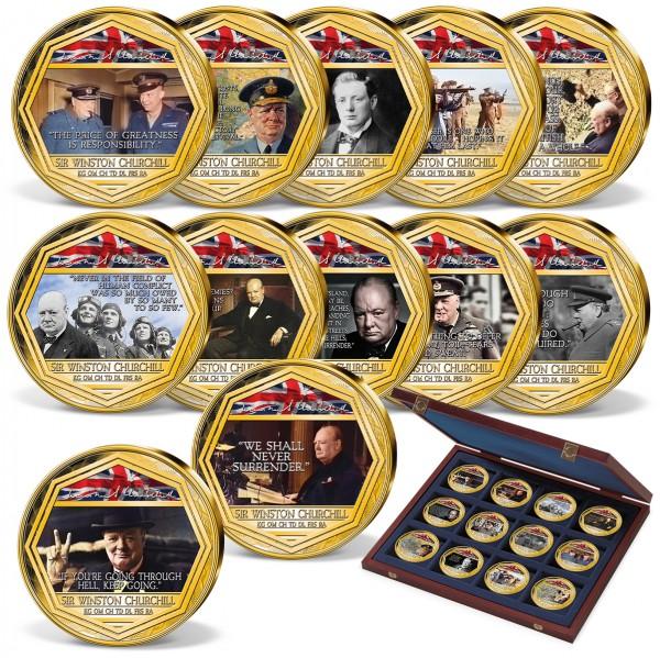 'Winston Churchill' Complete Set UK_1721620_1