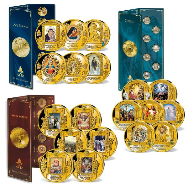 'The Rosary Prayers' Complete Set UK_9353736_1