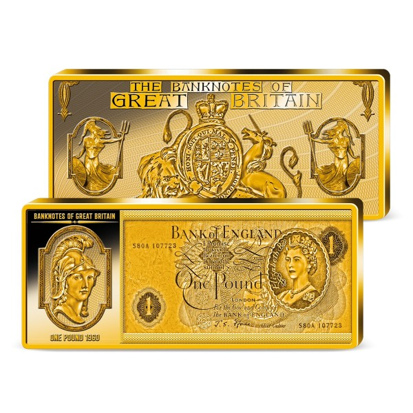 '1 Pound 1960' Ingot UK_9038451_1