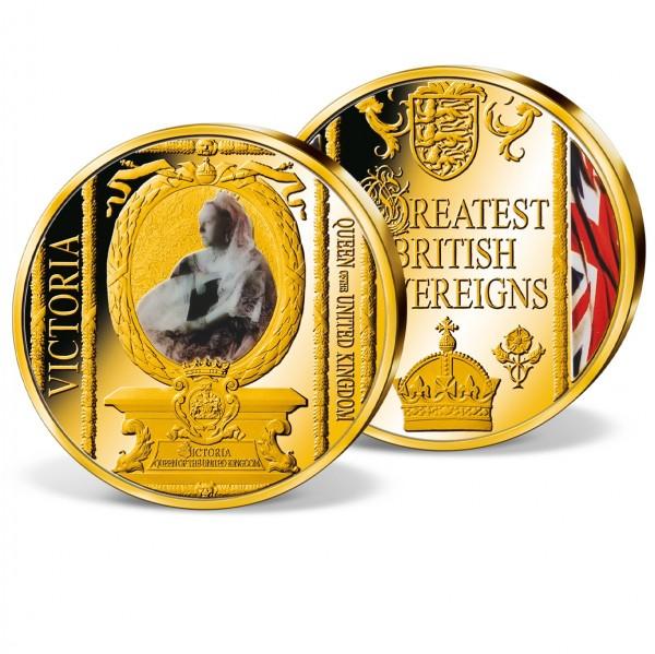 'Sovereign Queen Victoria' Commemorative Strike UK_8206103_1