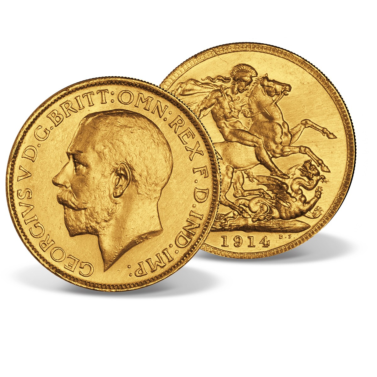British coins and strikes - British releases | Windsor Mint