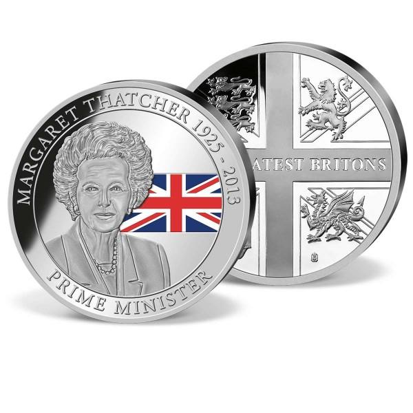 Margaret Thatcher Commorative Strike UK_1952003_1